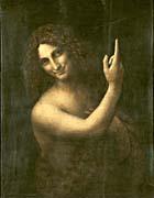Leonardo Da Vinci Saint Jean-Baptiste