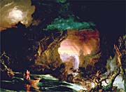 Thomas Cole The Voyage Of Life Manhood canvas prints