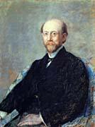 Mary Cassatt Moise Dreyfus