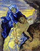 Vincent Van Gogh Pieta canvas prints