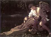 Michelangelo Merisi da Caravaggio St Francis in Ecstasy