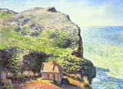 Claude Monet Customs House at Varengeville