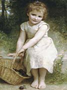 William Bouguereau Plums