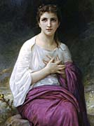 William Bouguereau Psyche