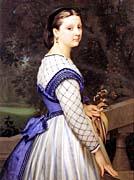 William Bouguereau The Countess De Montholon canvas prints