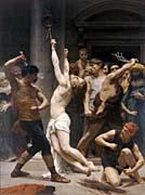 William Bouguereau The Flagellation of Christ