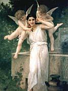William Bouguereau Youth