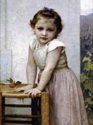 William Bouguereau Yvonne