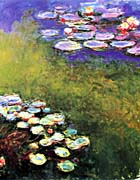 Claude Monet Monet Water Lilies canvas prints