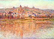 Claude Monet Vetheuil in Summertime