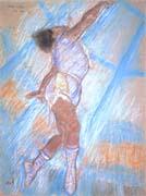 Edgar Degas Miss Lala at the Cirque Fernando