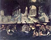 Edgar Degas Ballet Scene from
