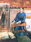 Edgar Degas Portrait of Helene Rouart