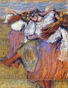 Edgar Degas The Russian Dancers canvas prints