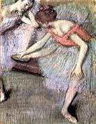 Edgar Degas Danseuses canvas prints