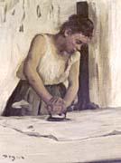 Edgar Degas Laundress canvas prints