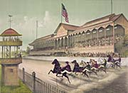Currier And Ives A Fair Field and No Favor