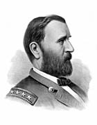 Currier and Ives General Grant Portrait