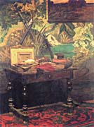 Claude Monet A Corner of the Studio