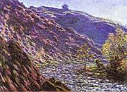 Claude Monet Torrent, Creuse