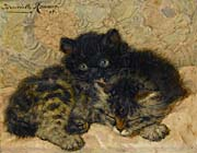 Henriette Ronner Knip Gem and Pearl