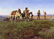 Charles Russell Wildman's Truce