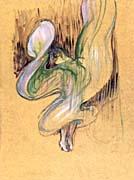 Henri de Toulouse Lautrec Loie Fuller
