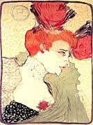 Henri de Toulouse Lautrec Marcelle Lender