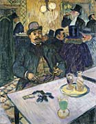 Henri de Toulouse Lautrec Monsieur Boileau
