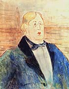 Henri De Toulouse Lautrec Oscar Wilde