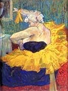 Henri de Toulouse Lautrec The Clowness