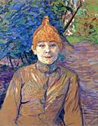 Henri de Toulouse Lautrec The Streetwalker