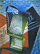 Juan Gris Abstraction canvas prints