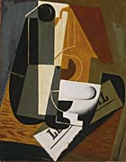 Juan Gris Coffee Pot
