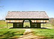 Ray Porter Balancing Barn