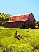 Ray Porter Country Springtime canvas prints