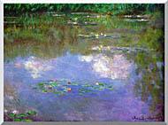 Claude Monet The Cloud stretched canvas art