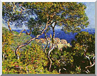 Claude Monet Bordighera stretched canvas art