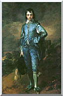 Thomas Gainsborough The Blue Boy stretched canvas art
