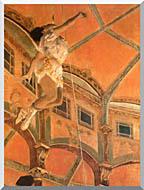 Edgar Degas Miss Lala At Cirque Fernando stretched canvas art