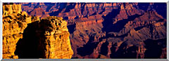 Visions of America Grand Canyon National Park From South Rim stretched canvas art