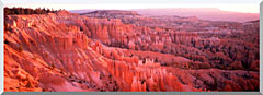 Visions of America Bryce Canyon National Park At Sunrise stretched canvas art