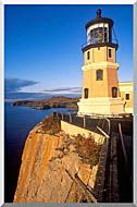 Visions of America Split Rock Lighthouse State Park Minnesota stretched canvas art