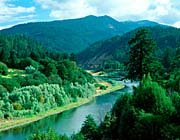 Visions of America Rogue River in Southern Oregon