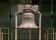 Visions of America Night Shot of Liberty Bell, Philadelphia