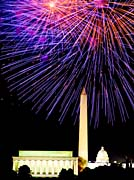 Visions of America Patriotic Fourth of July Celebration with Fireworks