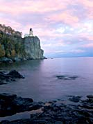 Visions of America Split Rock Lighthouse on Lake Superior