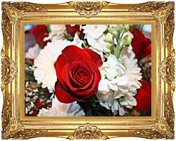 Christmas Rose Framed Art