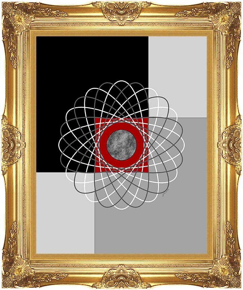 Lora Ashley Nucleus with Majestic Gold Frame