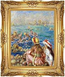 Baigneuses Framed Art